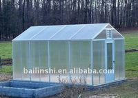 sunhouse polycarbonate hollow sheet