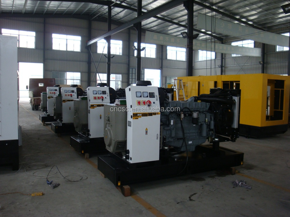 Lowest price chinese 500kva deutz electric generator