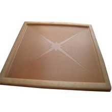 silicone rubber mold for making gypsum board