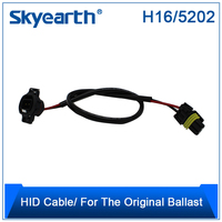 NSSC hid relay wiring harness super canbus warning canceller canbus killer ce and rohs
