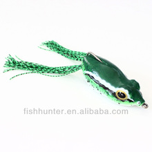 China fishing wholesale fishing frogs lures high quility baits