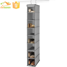 clothes hanger organizer hanging storage closet box