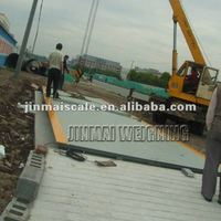 good load cell 9m 50 ton truck scale