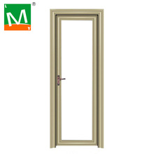 Residential aluminum glass double entry doors