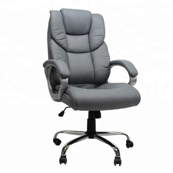 Designed luxury  executive lumbar support aeron italian leather ergonomic upholstered  tall office chair with locking wheels
