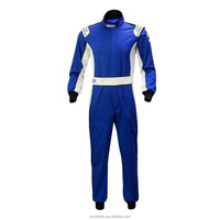 jxhracing RB-C020FA One Layer auto go kart racing suit