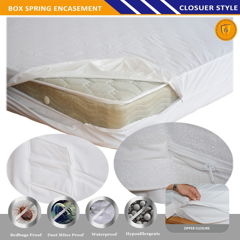 Bed Bug Allergy Relief Mattress Cover