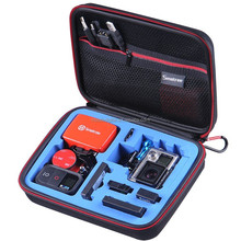 waterproof digital outdoor sport camera case go pro