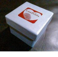 RIGID GIFT BOX WITH LOGO