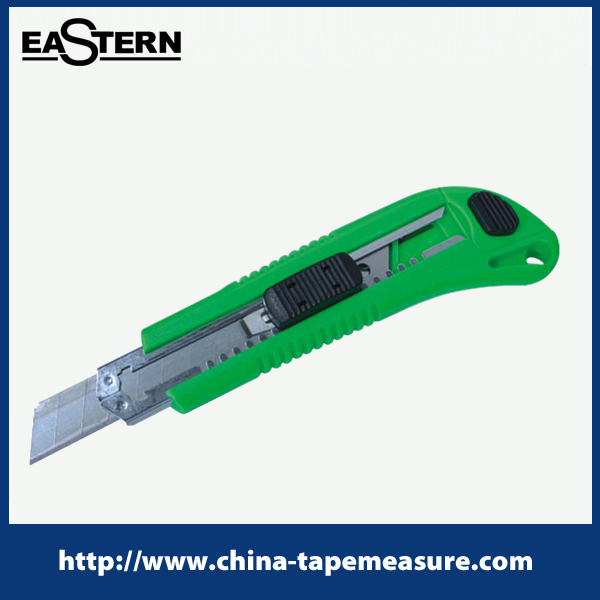 New ABS thin blade knife