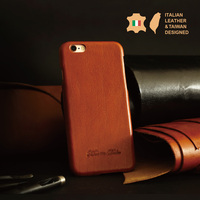 Handmade Genuine Leather for iPhone6 6s Cell Phone Case