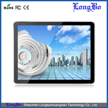 17 inch 3g wifi android bus lcd advertising player