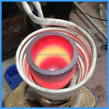 Graphite Crucible Induction Brass Melting Furnace (JL-15KW)
