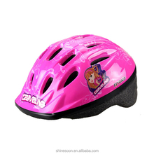 PC+EPS 14 Air Vents plastic toy kids bike helmet