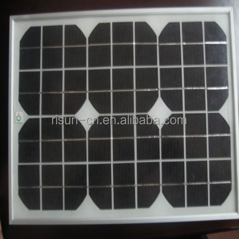 high quality 20W mono solar panel ,solar module best price in stock