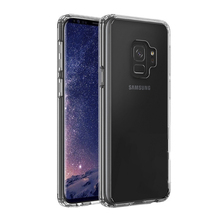 Transparent TPU Mobile Phone Back Cover For Samsung S9