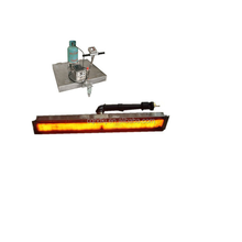 Metal net Infrared Asphalt gas heater HD625