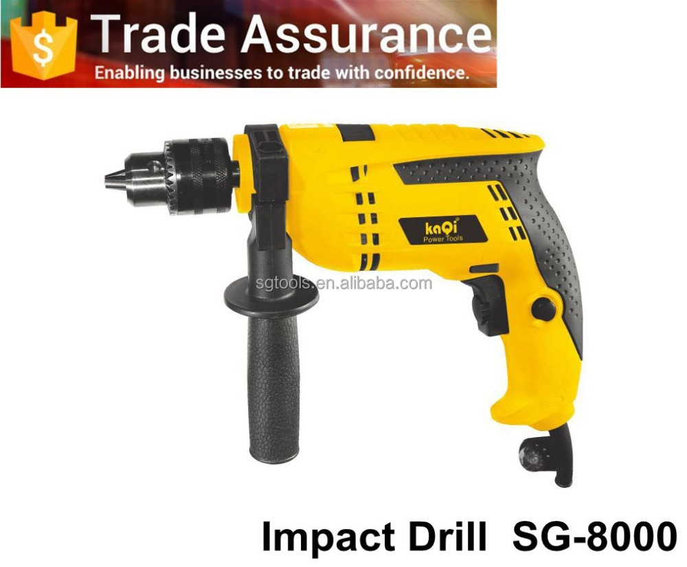 Kaqi brand 710W 13mm multi function impact <strong>drill</strong> with variable speed