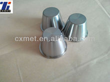 best price for ceramic industry tungsten smelting crucible