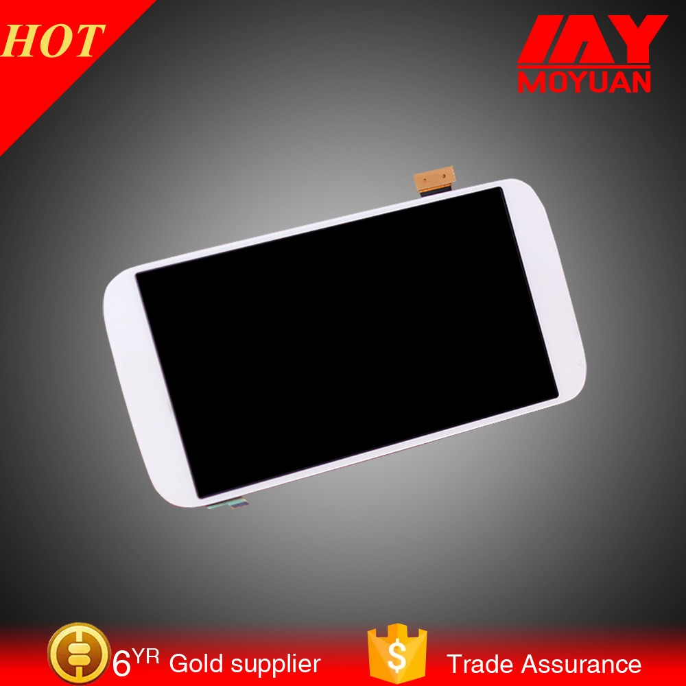 2015 Alibaba China supplier Mobile phone motherboardsLCD parts for samsung s4 digitizer lcd screen with frame