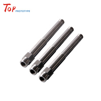 cnc lathe machining stainless steel turning Non Standard metal parts prototype OEM services