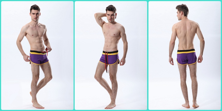 100% Polyster Quick Dry Men Sport Short In Stock