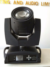 Mobile equipment head lyre 230w beam 7r beam moving head light 230