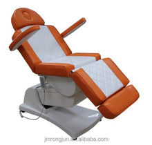 Electrical Facial Bed with CE with 4 motors aesthetic chair