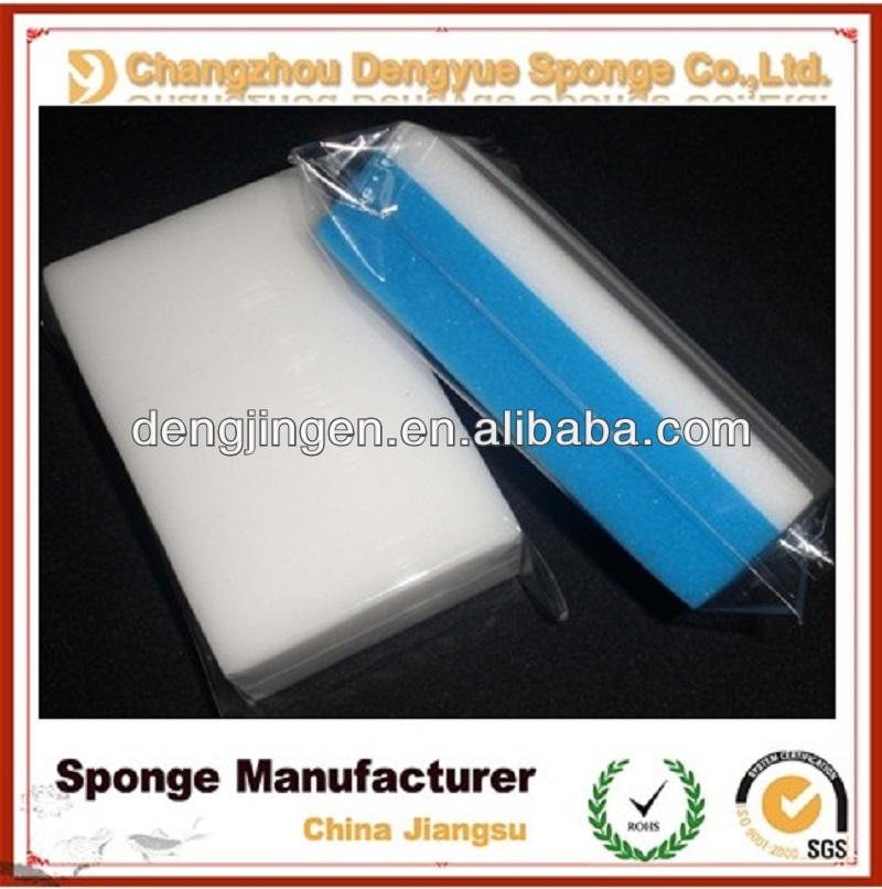 Cleaning Nano Eraser/ Cleaning Magic Sponge/ Blue And Pink Cleaning Sponge