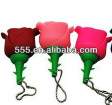 St Valentine's Day Rose USB flash drive, best gift for girlfriends bonne amie, girl friend, young lady and wending
