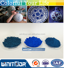 Blue color for ceramic/pottery pigment glaze stain and body stain