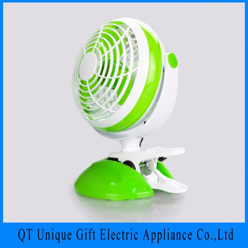 New Gadgets Gift Usb Mini Clip Air Conditional Fan Cooler