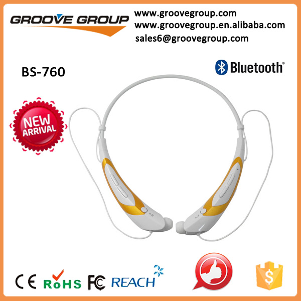 Bluetooth 4.0 Headset Multipoint Vibrating Stereo Bluetooth Headset