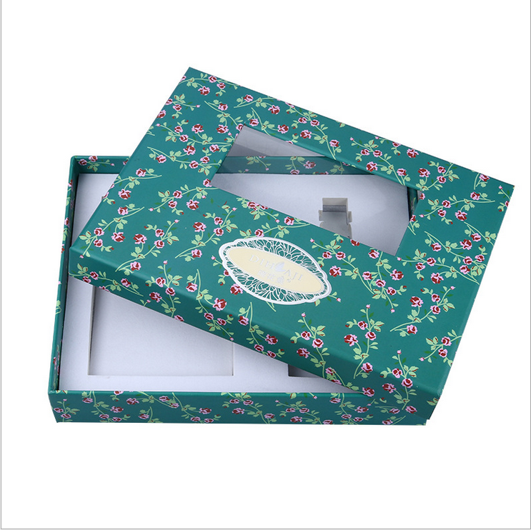 Custom High Quality Fancy Cosmetic Packaging Box