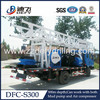 300m Truck Mounted Workover Rig for sale