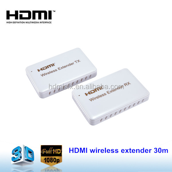 SFX Wireless extender wireless 30m hdmi transmitter long range up to 30m