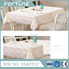 blank water transfer printing film dining table plastic sheet lace embossed vinyl lace tablecloth