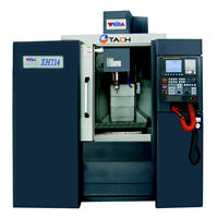 ECONOMICAL VERTICAL MACHINING CENTERS (VMC)