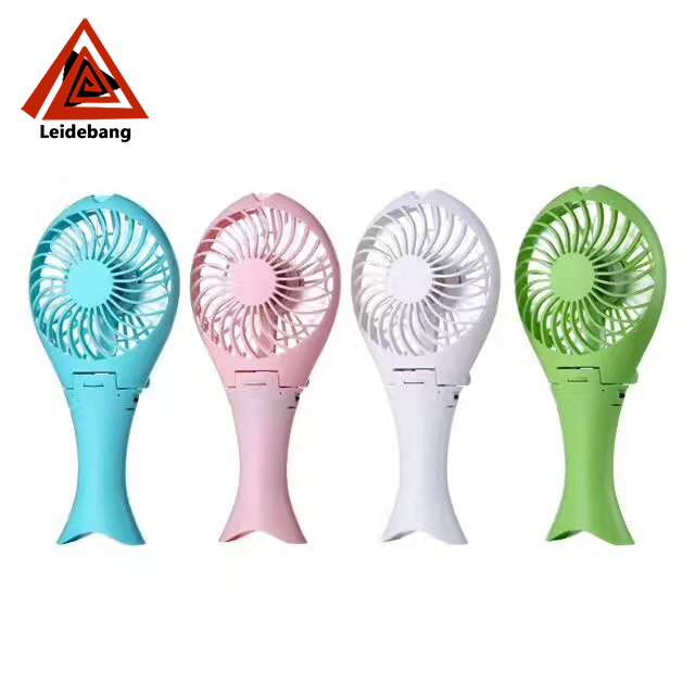 Home appliances air cooler hand battery fan hats that blow cold air