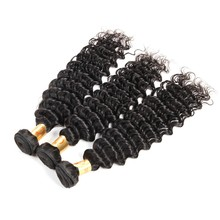 Factory Outlet 100% Virgin Unprocessed Brazilian Curly Hair Extensions