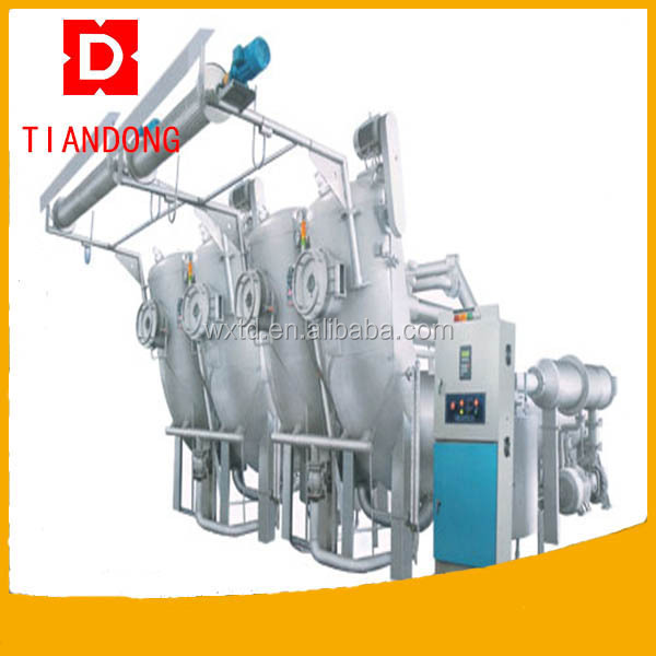 Engineers overseas machinery service factory sale used hisaka jet dyeing machine fabric dyeing machine