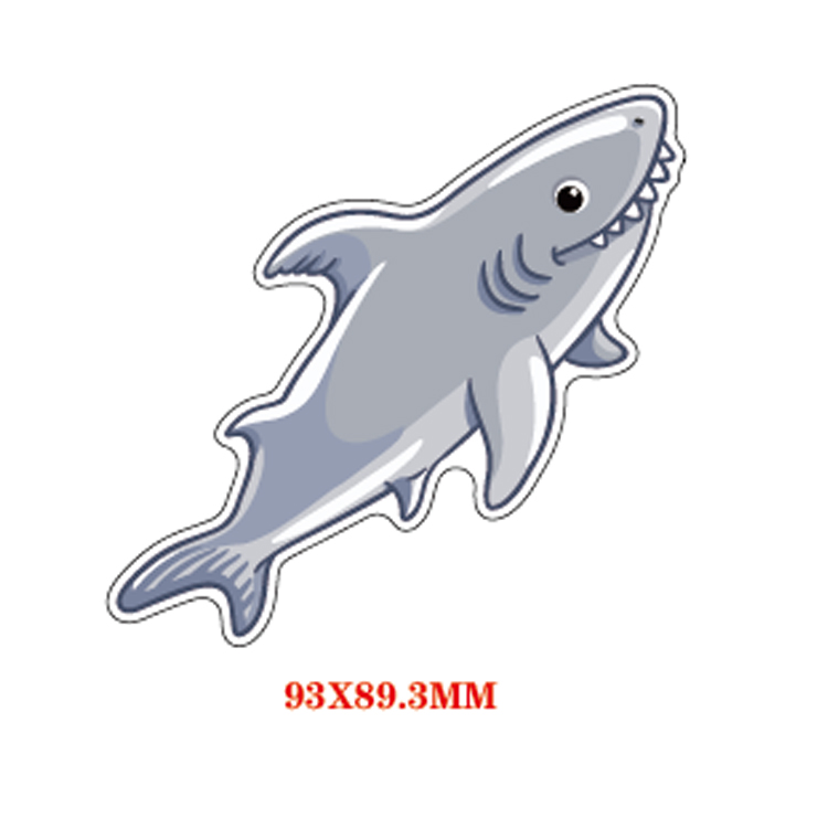 OEM & ODM Various Shape Anti-Slip Bath Shower Sticker