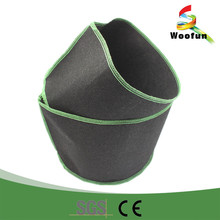 Small disposable plant pot for plant growing