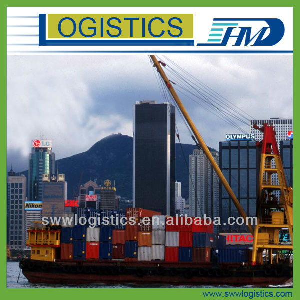 Custom clearing and freight forwarding agent to USA in China