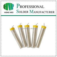 High quality tube package Sn60/pb40 1.0mm 20g tin lead solder wire