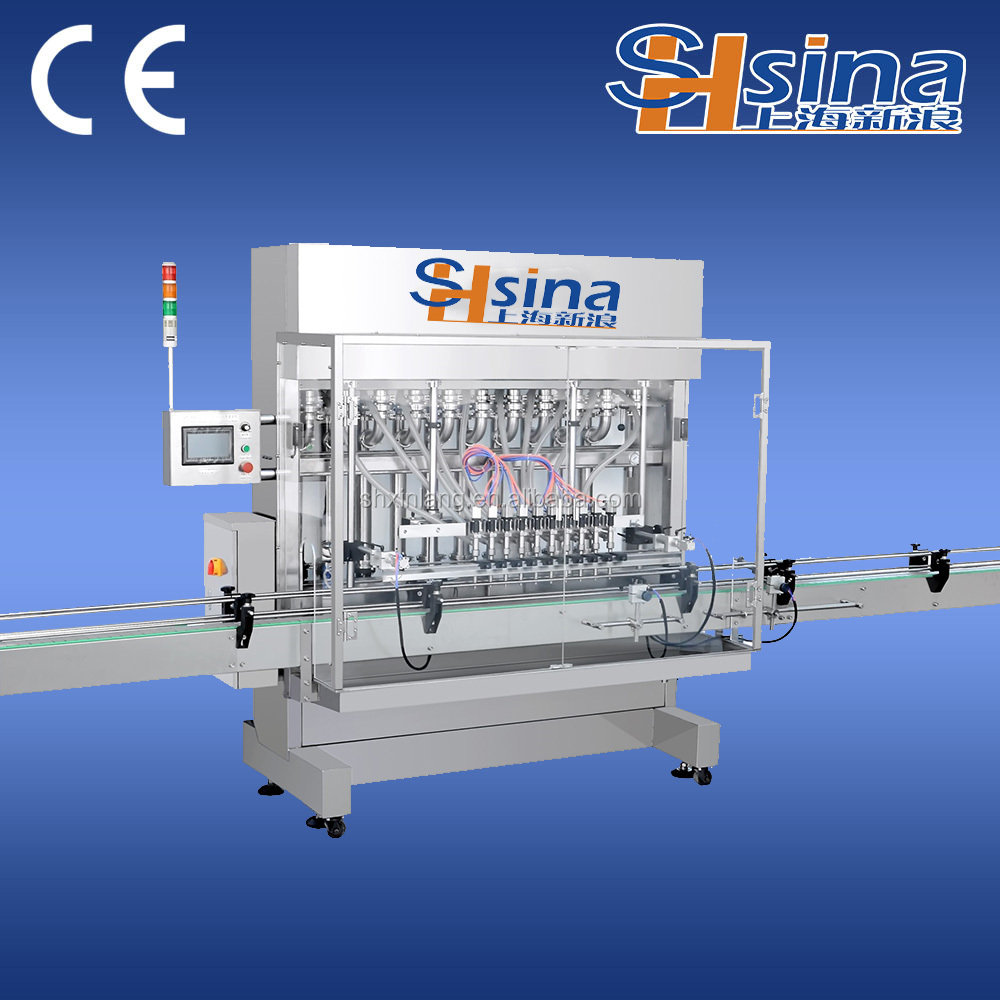 Automatic Glass Jar Filling Machine with top quality