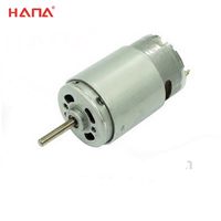 High efficiency High torque 12V DC motor