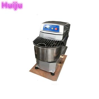 2 rotation rate  spiral dough mixer HJ-CM08KG pizza dough mixing machine for 21L