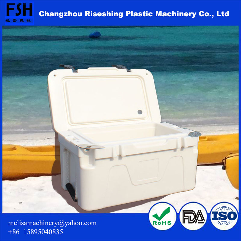 Manufacturer Supplier insulated cooler box/ice chest/chilly bin OEM