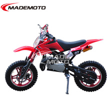 factory price mini kawasaki gas powered 49cc dirt bike with CE